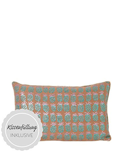 Ferm Living Pinapple Cushion 40 x 25 cm