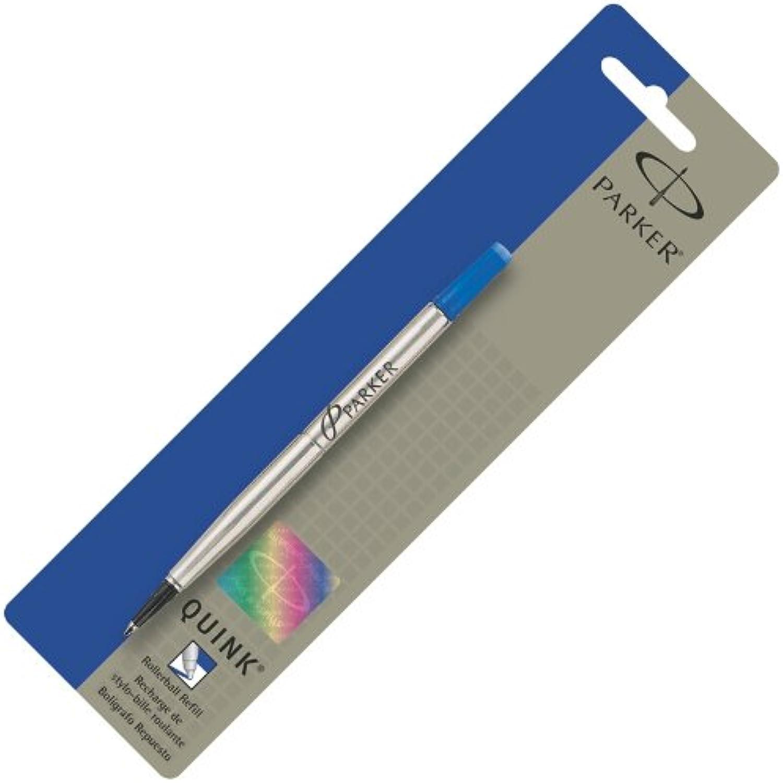 Parker Tintenroller-Mine, feine Spitze, Blau, 12 Stück B0013LS0X4 | | | Haltbarkeit  09d45d
