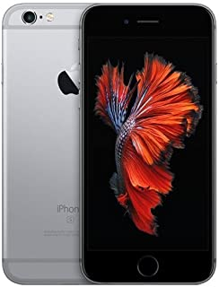 Apple iPhone 6s Gris Espacial 32 GB (Renewed)