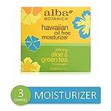 Alba Moisturizers Review and Comparison