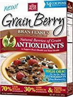 Grain Berry Cereal Bran Flakes (The Silver Palate) 12 Oz (Pack of 4) [並行輸入品]