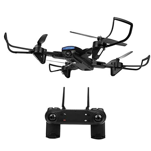 Mini Quadrotor, cámara integrada y diseño de Cuerpo Flujo Luminoso Constante Mini Drone Cámaras duales para fotografía