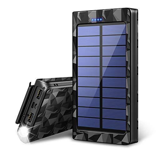 ソーラーモバイルバッテリーのおすすめ人気比較ランキング9選【最新2020年版】のサムネイル画像