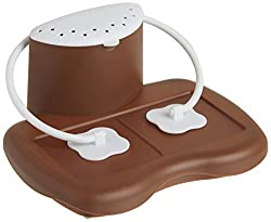 top rated Progressive Prep Solutions Microwave S'mores Maker, Brown / White 2021