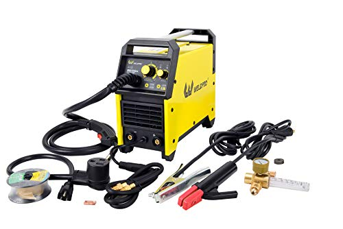 Weldpro 155 Amp Inverter MIG/Stick Arc Welder with Dual Voltage 220V/110V...