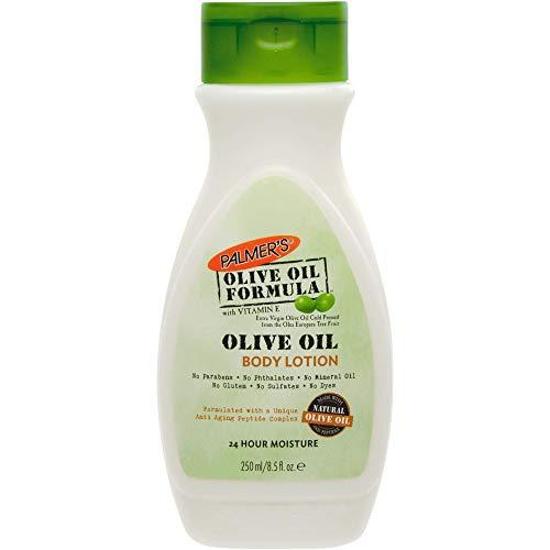 Palmer's Lait Nutritif de Massage pour le Corps à l'Huile d'Olive Extra Vierge 250 ml