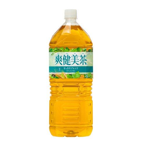 爽健美茶 2L×6本