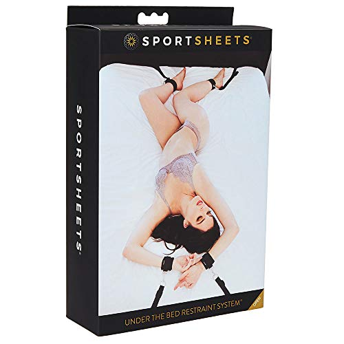SPORTSHEETS - Under the Bed Restraint System