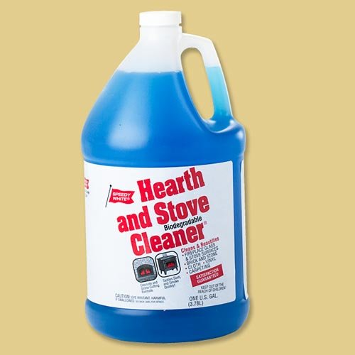 Speedy White, Inc. Speedy White Hearth And Stove Cleaner-1 Gallon Container