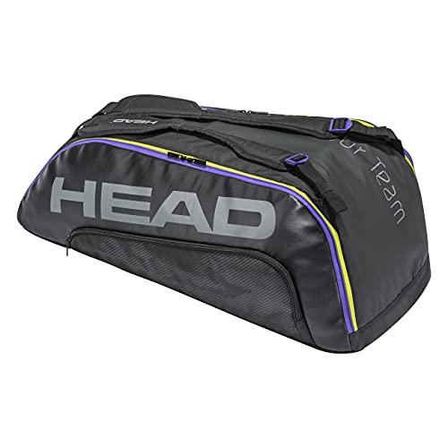 Head Tour Team 9r Supercombi Bolsa de Tenis, Unisex,...