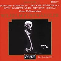 Beethoven; Bruckner; Haydn; Schumann - Symphonies by Schumann/Bruckner/Haydn/Beethoven (2002-03-11)
