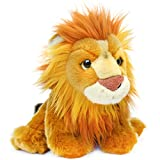 VIAHART Lenox The Baby Lion | 12 Inch (Tail Measurement Not Included!) Large Lion Stuffed Animal Plush Cat | by Tiger Tale Toys