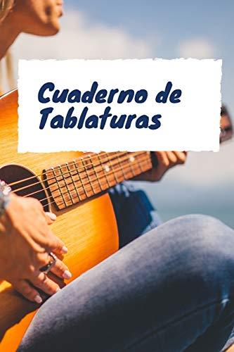 profesional ranking Tab Notebook: Cuaderno de guitarra |  110 páginas para escribir música |… elección