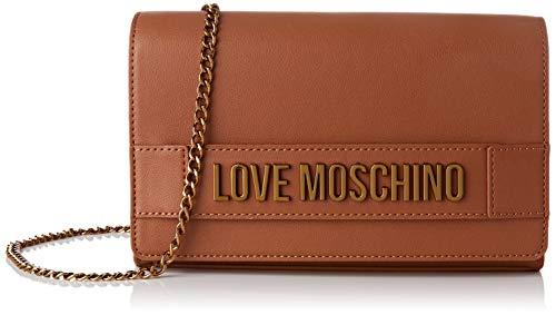 Love Moschino TPU, Borsa da Donna, Cuoio, Normale