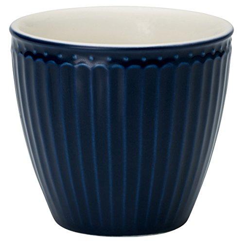 Latte Becher, Alice Dark Blue von GREENGATE