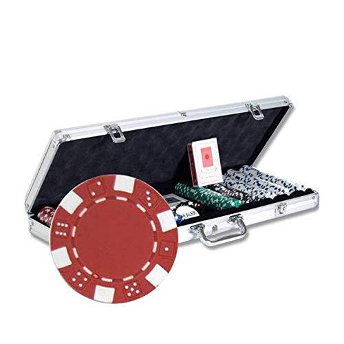 Poker Production -Valigetta con 500 fiches