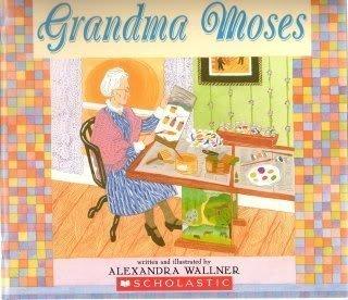 Paperback Grandma Moses Book