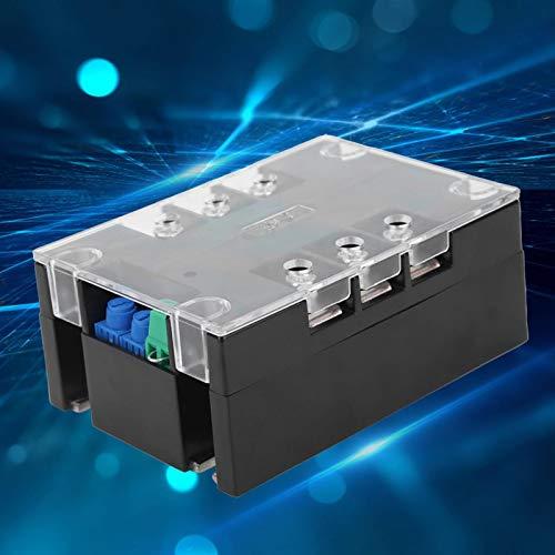 Jeanoko Módulo de Arranque de Motor TSR-80WA-R1 (8KW) 50-60HZ Controlador de Arranque Suave trifásico de 380V para Ventiladores(Optical Module)