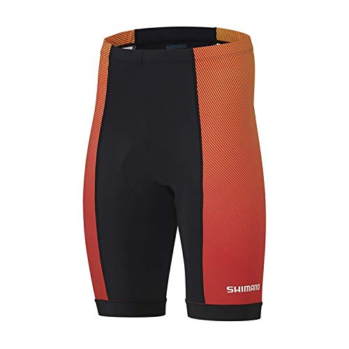 Shimano Team Short Noir/rouge Taille L