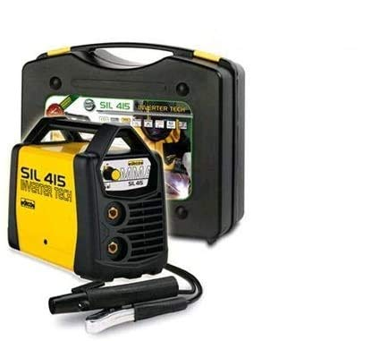 SALDATRICE DECA INVERTER AD ELETTRODO E TIG 150 AMP MOD SIL 415...