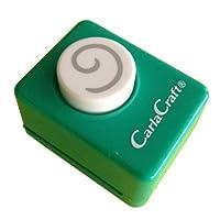 カール事務器 クラフトパンチ小 Spiral CP-1 スパイラル 00906092 【まとめ買い5個セット】