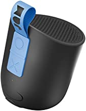 Chill Out, Compact Bluetooth Speaker 100 ft. Range, Waterproof, 8 Hour Playtime, Dust-Proof, Drop-Proof IP67 Rating Built-in Speakerphone, 3w Mono Driver, Integrated USB JAM Audio Black