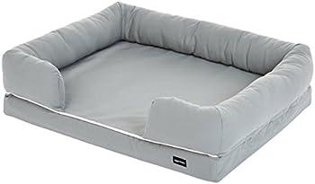 AmazonBasics Lit pour animal domestique en forme de canapé, M