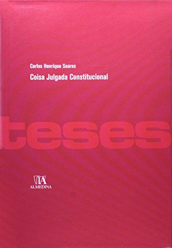 Coisa Julgada Constitucional
