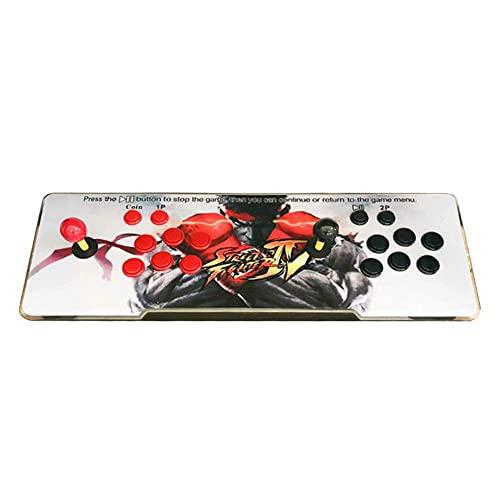 BBZZ Jugar Juegos Consolas - 3D Pandora Game Box Retro Arcade Console, 2323 Retro Games Support Multijugador en línea, Añadir más juegos