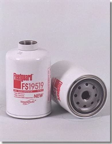 Fleetguard FS19519 Fuel Separator Super beauty product restock Genuine Free Shipping quality top Water
