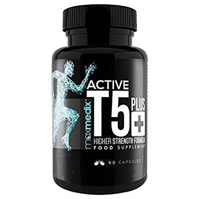 Active T5 Plus | Powerful Thermogenic T5 Fat Burner For Men & Women | Made From Natural Ingredients | Extreme T5 Fat Burning Supplement For Weight Loss
