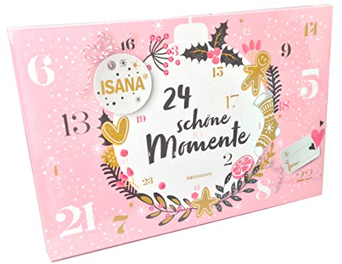 Adventskalender 24 schöne Momente Kosmetik Beauty+Pflege