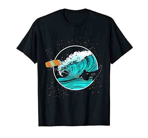 Waves Kitesurfing T-Shirt