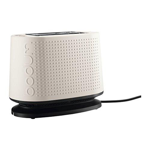 Bodum - 10709-913EURO-3 - Bistro - Tostadora electrica - color blanco crema