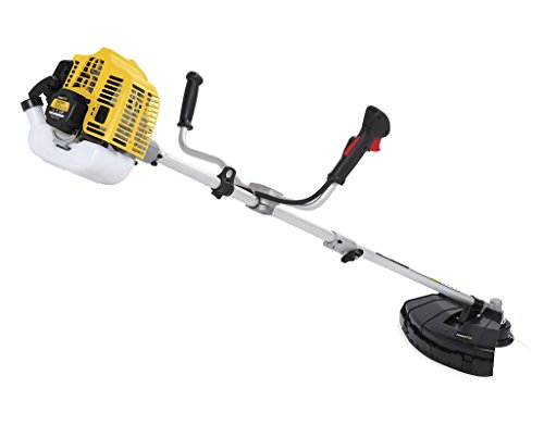 PowerPlus powxg3043Gasoline 1400W Grass Trimmer–Grass Trimmers (Gasoline, Black, Silver, Yellow)