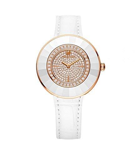 Swarovski Octea Dressy Armbanduhr Weiß Rosa – 5095383