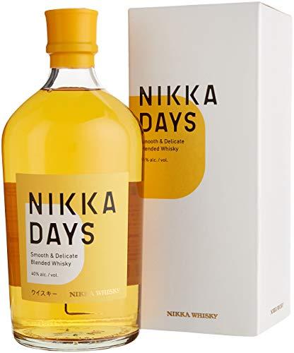 Nikka Days Blended Whisky mit Geschenkverpackung (1 x 0,7l)