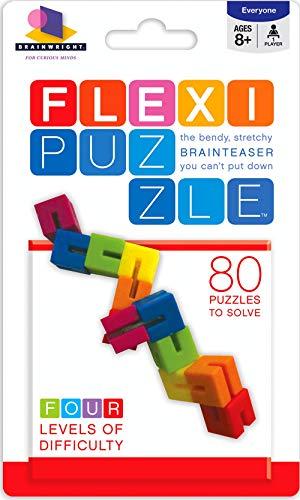 Brainwright Flexi Puzzle Multi-colored, 5'