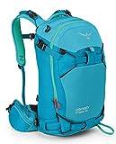 Osprey Packs Women's Kresta 30 Ski Pack, Powder Blue, Small/Medium
