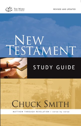 New Testament Bible Study