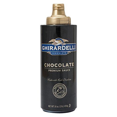 [賞味8/31] アメリカお土産 ギラデリ Ghirardelli チョコレートフレーバーソース