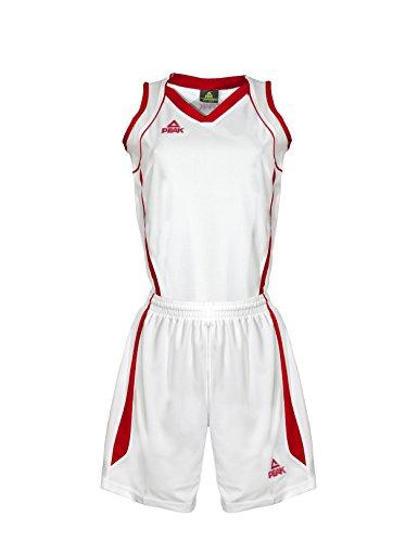 Peak Sport Europe Palla da Basket e Pantaloncini Team Uniform Set