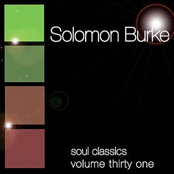 Solomon Burke- Soul Classics - Vol 31