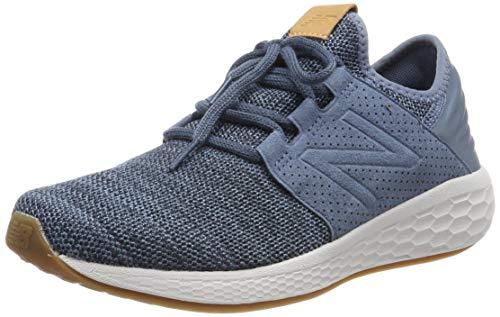New Balance Herren Fresh Foam Cruz v2 h Sneaker, Türkis (Light Petrol/Petrol Kn2), 42.5 EU