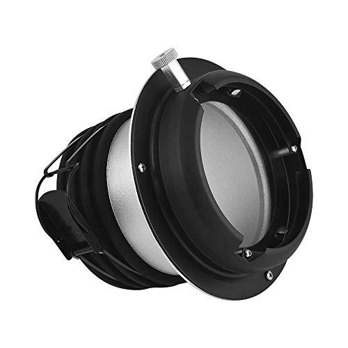 Cxjff Profoto zu Bowens Berg Speedring Ring-Adapter-Konverter for Studio Light Strobe-Flash