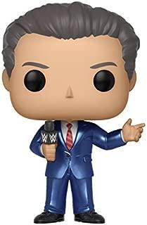 Funko POP! WWE: WWE - Vince McMahon (styles may vary)