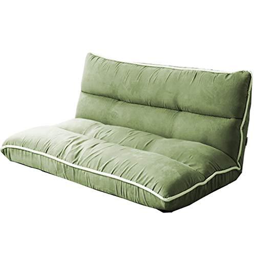 ALKRQE Faules Sofabett-Erkerfenster bequemer Stuhlfreizeit-Bodensofa (Farbe : D)