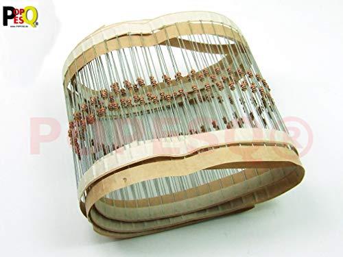 POPESQ® - 200 STK./ pcs. x Widerstand 10KOhm / 0.25W Resistor Carbon 10K #A258