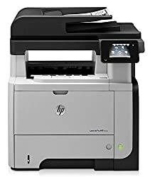 HP Laserjet Pro M521dn All-in-One Monochrome Laser Duplex Printer, Amazon Dash replenishment ready (A8P79A)