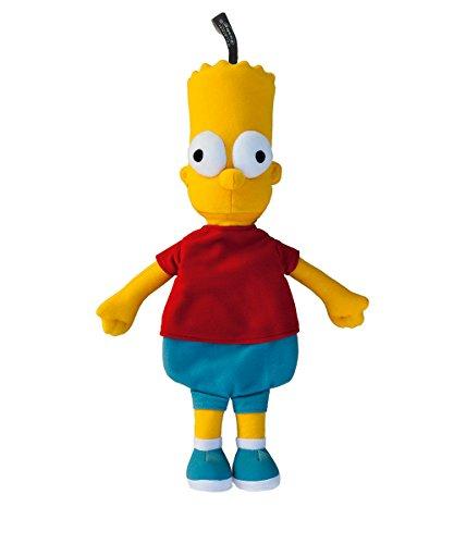 FASHY COUSSIN CHAUFFANT Bart Simpson 63702 - Jaune